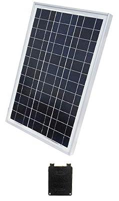 SOLARTECH Power 36-Cell Polycrystalline Solar Panel, 17.5VDC, 2.90A