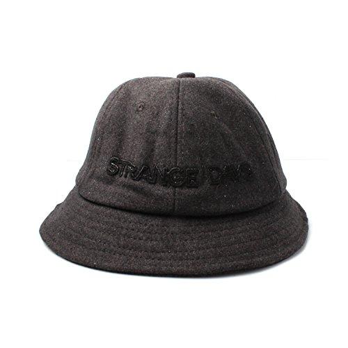 Accessoryo Black Days Coal Strange Cappello Bucket HH1qwxaZ