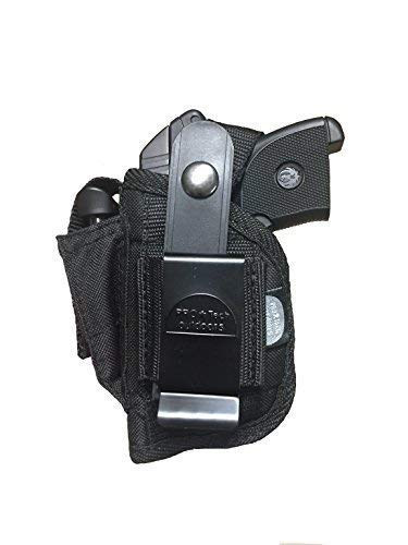(Pro-Tech Outdoors Gun Holster For Smith and Wesson Bodyguard 380 with Laser)