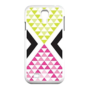 Tribal Pattern Case For Samsung Galaxy S4 White Nuktoe673165