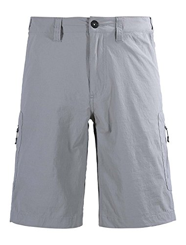 Gramicci Mens Rough And Tumble Short, Stainless Steel - Size: 36 (Shorts Nylon Gramicci)