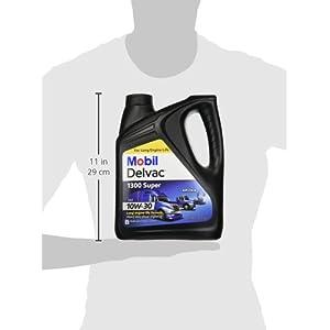 Mobil 999GK-10W30DV Delvac 1300 10w30 Diesel Motor Oil, 1 gallon, 1 Pack