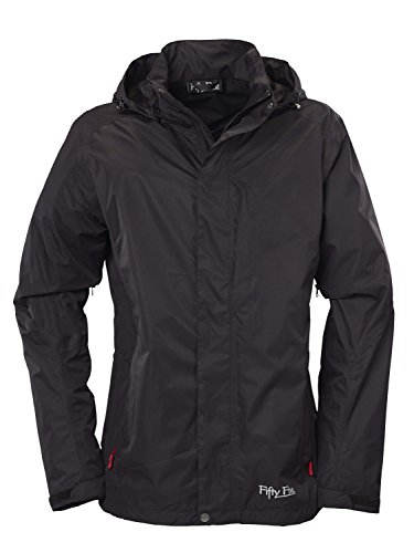Fifty Five Herren Regenjacke Outdoorjacke Winring
