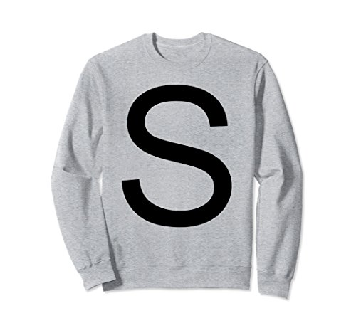 Unisex Salt And Pepper Couple Valentine Day Casual Sweatshirt Gift Small Heather Grey