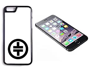 iPhone 6 Black Plastic Hard Case with High Gloss Printed Insert Take That Logo