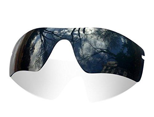 Sunglasses Restorer Polarized Black Iridium Replacement Lenses for Oakley Radar - Sunglasses Restorer