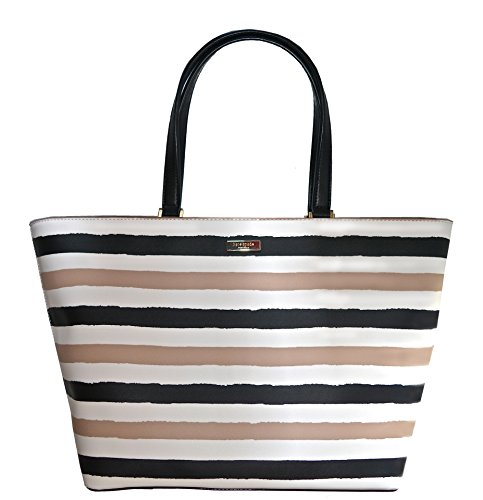 Kate Spade Striped Handbag - 8