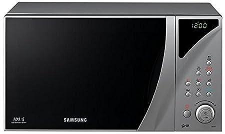 Samsung GE107YS 28L 1400W Negro, Plata - Microondas (28 L ...