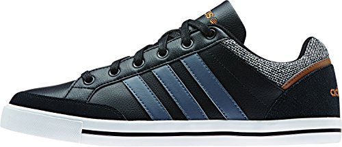 Adidas Hommes Neo Cacity Sneakers Argent Noir / Gris