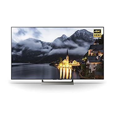 Sony XBR-55X900E 55 4K Ultra HD Smart LED TV (2017 Model)