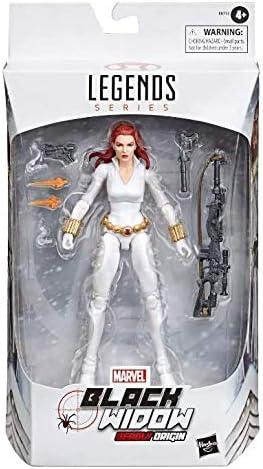 Hasbro Marvel Legends Series Black Widow: Deadly Origin