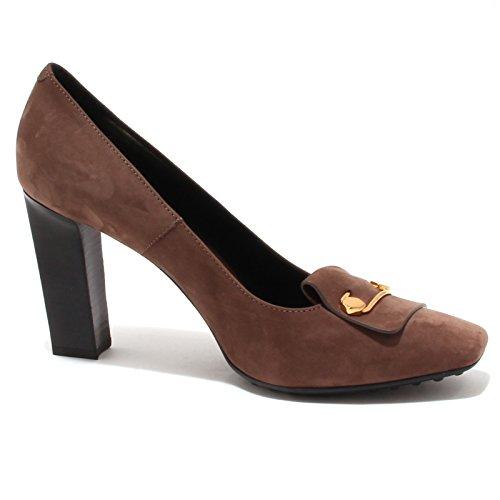 Marrone 4208P Donna Scarpa Shoe Marron Decollete Tod's Woman axnBn