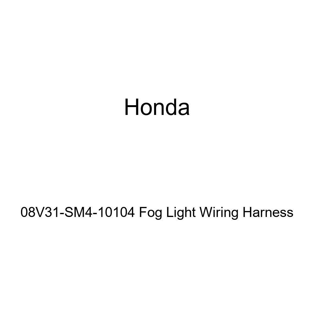 Genuine Honda 08V31-SM4-10104 Fog Light Wiring Harness