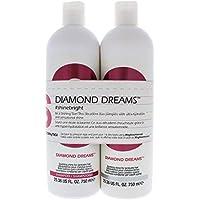 S-Factor Diamond Dreams Kit by TIGI for Unisex - 2 Pc Kit 750ml Shampoo, 750ml Conditioner