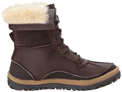 Hautes de Tremblant Waterproof Polar Espresso Chaussures Mid Randonnée Femme Merrell Marron qXxP0Sd