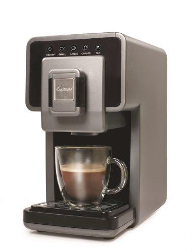 Capresso Coffee a la Carte Cup-to-Carafe Coffee and Tea Maker, Sliver