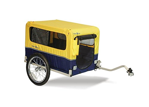 Kiddy Van Dog Yellow / (Croozer Dog Trailer)