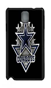 Dallas Cowboys Back Protection Case for Samsung Galaxy Note 3 N9000