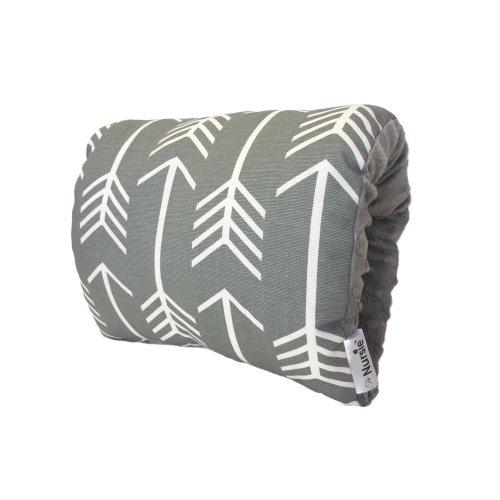 5. The Nursie Slip-on ArmNursing Pillow