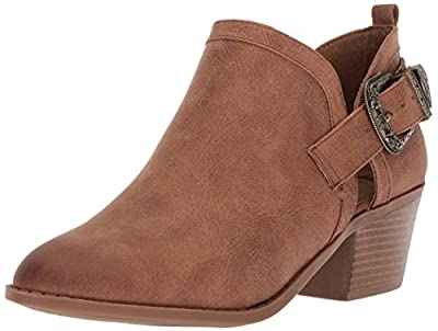 Fergalicious Women's Battle Ankle Boot