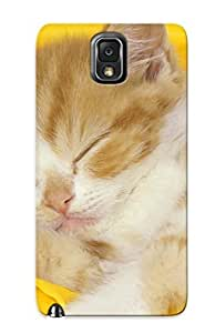 Ellent Galaxy Note 3 Case Tpu Cover Back Skin Protector Cat Photo For Lovers