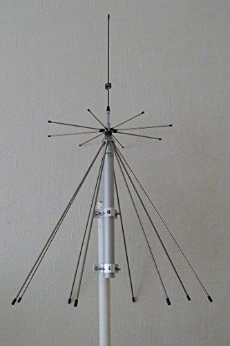 Sirio Antenna SD 2000 U 100 Mhz-2 Ghz Discone Wide Band Antenna by Sirio Antenna