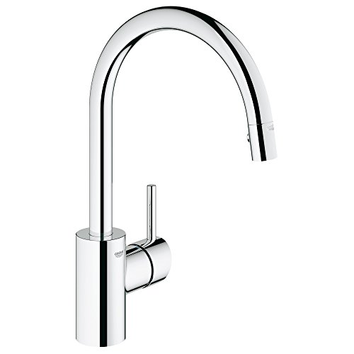Concetto Single Handle Pull Down Kitchen Faucet product image