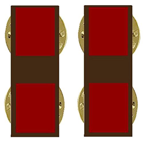 Marine Corps Warrant Officer Collar Device (WARRANT OFFICER 1, -