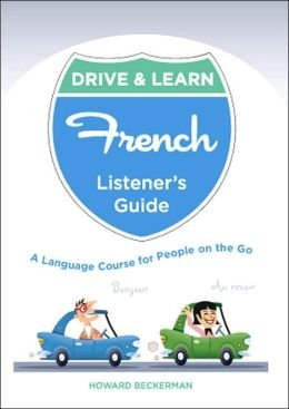 Drive Learn French Listeners Guide product image