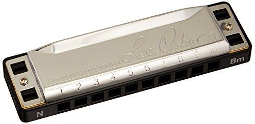 Natural Minor Key of A Lee Oskar Harmonica