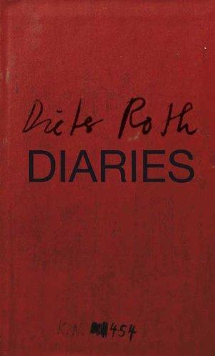 Dieter Roth: Diaries (Fruitmarket Gallery) by Andrea B?de?ed???ttner (2012-09-25)