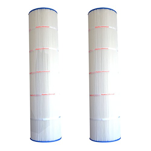 Pleatco PCM75 American Commander 75 Replacement Pool Filter Cartridge (2 Pack) by Pleatco