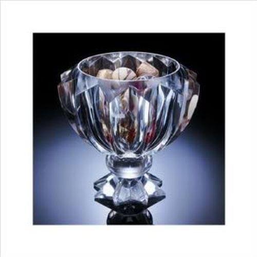 - Grainware Tiara Pedestal Decorative Bowl