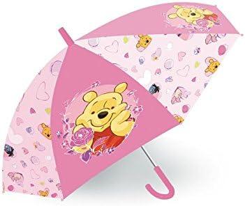 Ombrello Winnie the Pooh Originale Perletti Bimbo Trasparente Manuale
