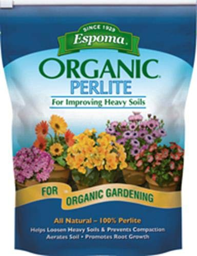 Espoma PR8 8-Quart Organic Perlite by Espoma