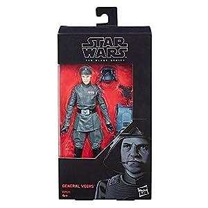 Star Wars The Empire Strikes Back Black Series General Veers Exclusive Action Figure