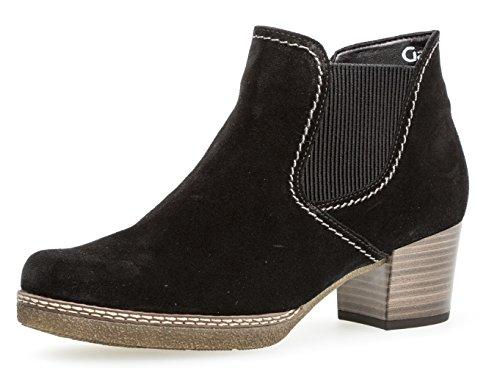 96 s n Gabor A Schw 661 Lilia Ankle Boot ma Mi q0ppwBta