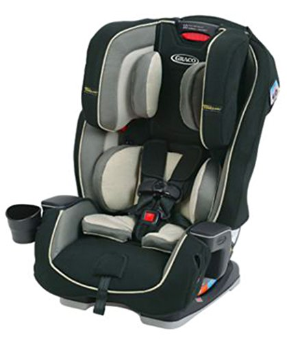 Graco Milestone All-in-One Convertible Car Seat ,3 in 1 Featuring SAFETY SURROUND Side Impact Protection, Cyrus
