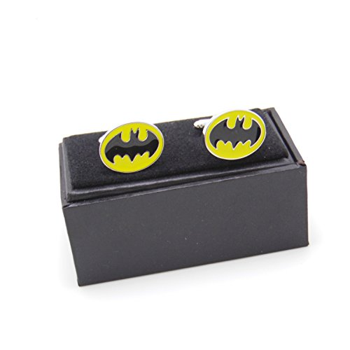 Masalong Superhero jewelry wedding cufflinks product image