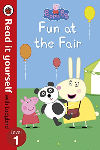 Price comparison product image Peppa Pig - Fun at the Fair