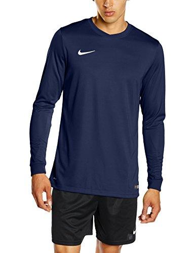 À Maillot midnight Park Longues 410 white Bleu Nike Navy Manches Vi 0xfwdqa
