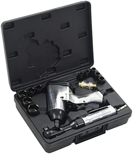 Festnight 16 Piece Air Tool Set 1/2