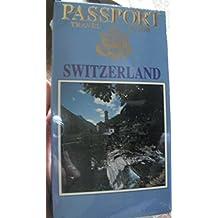 Passport Travel Switzer.