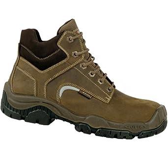 Cofra 31090 – 000.w36 – Zapatos de seguridad Montpellier S3 SRC talla 36 Color