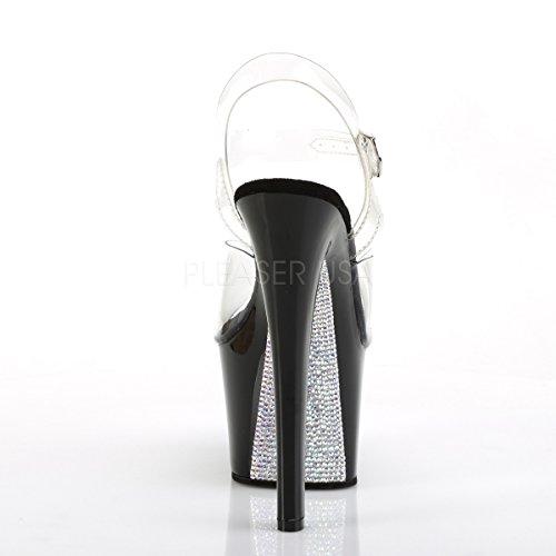 Sandals C B SKY SRS Pleaser 308CRS Womens wPqvxvznS