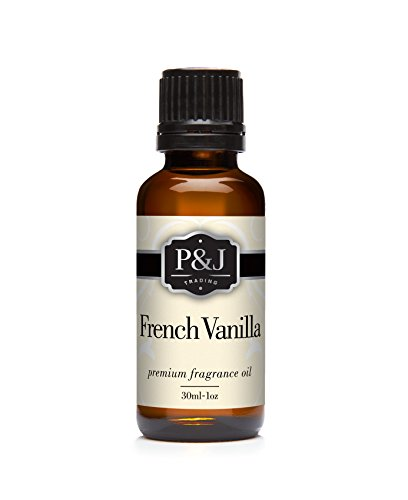 French Vanilla Fragrance Oil - Premium Grade Scented Oil - 30ml