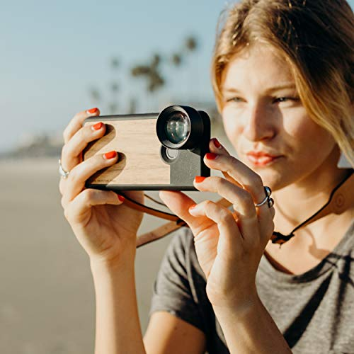 Moment Tele Lens - 58mm Attachment Lens for iPhone Pixel Galaxy OnePlus Phones