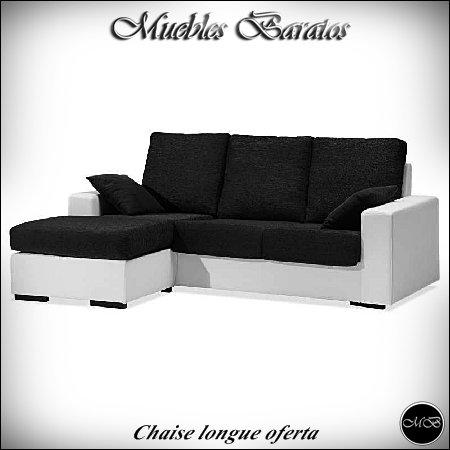 Muebles Baratos Sofas Chaise Longue Salon cheslong Sala de ...