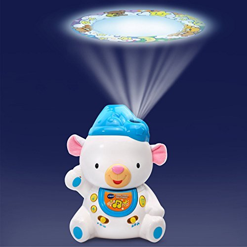 VTech Baby Sleepy Lullabies Bear Projector [並行輸入品]   B01K1UQR0K