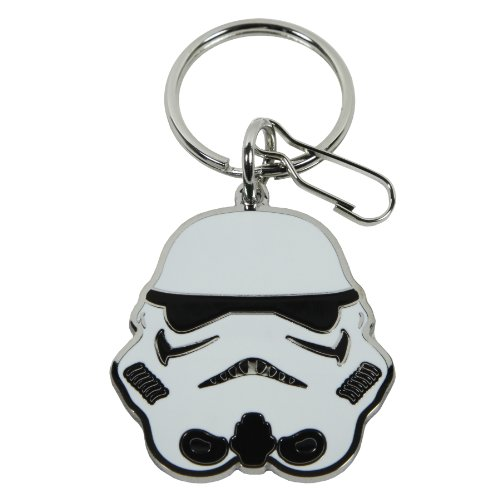Plasticolor 004293R01 Star Wars Storm Trooper Key Chain
